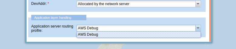 Using Your ThingPark Webportal
